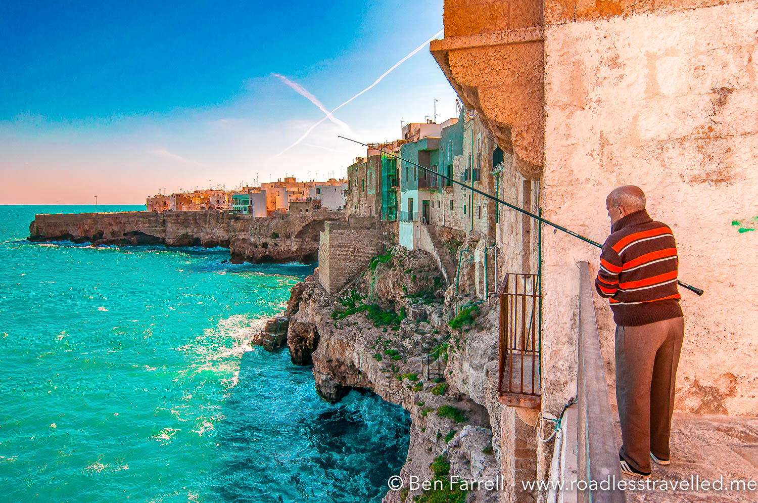 Best Of Polignano A Mare Southern Italy Photo Gallery